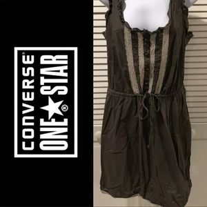 Converse One Star Sheath Drawstring Dress